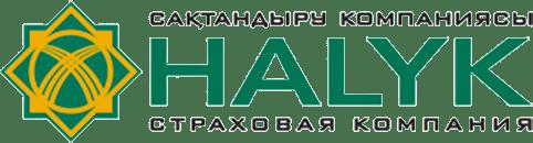 Logo entreprise Halyk Kazakhstan