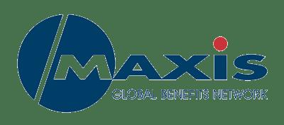 Logo entreprise Maxis